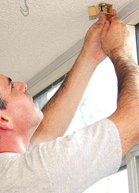 Installation à votre domicile